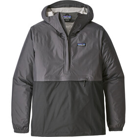 Patagonia Torrentshell Pullover Herre forge grey